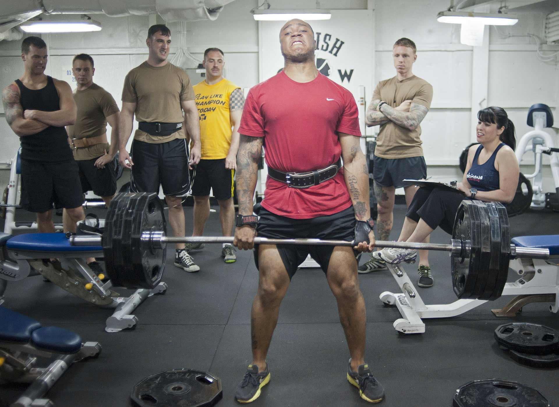 Intensità del carico e Sport: quello che devi sapere