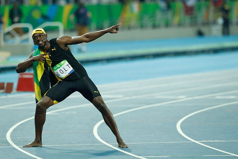 Corebo e Bolt gli atleti più veloci del mondo antico e moderno