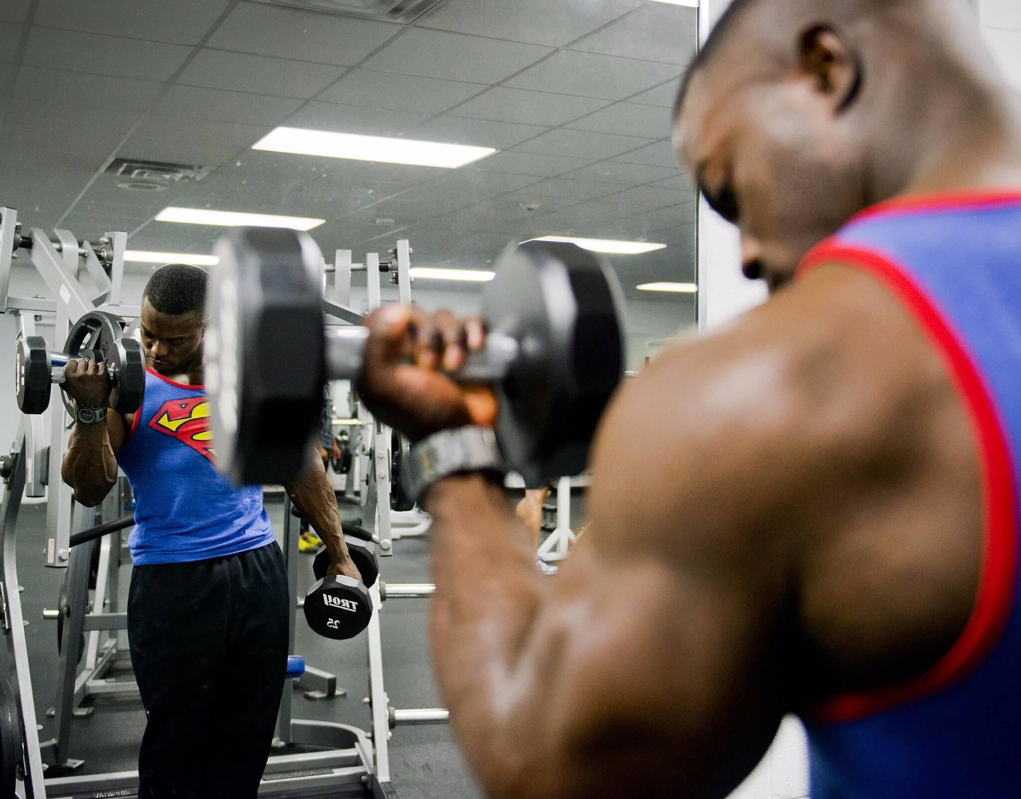 volume di allenamento
