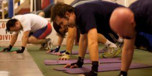Allenamento e recupero fisico nei giovani e... nei diversamente giovani!