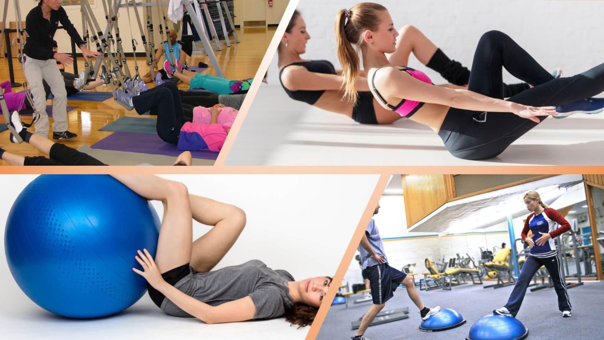 Corsi per diventare istruttrice di fitness