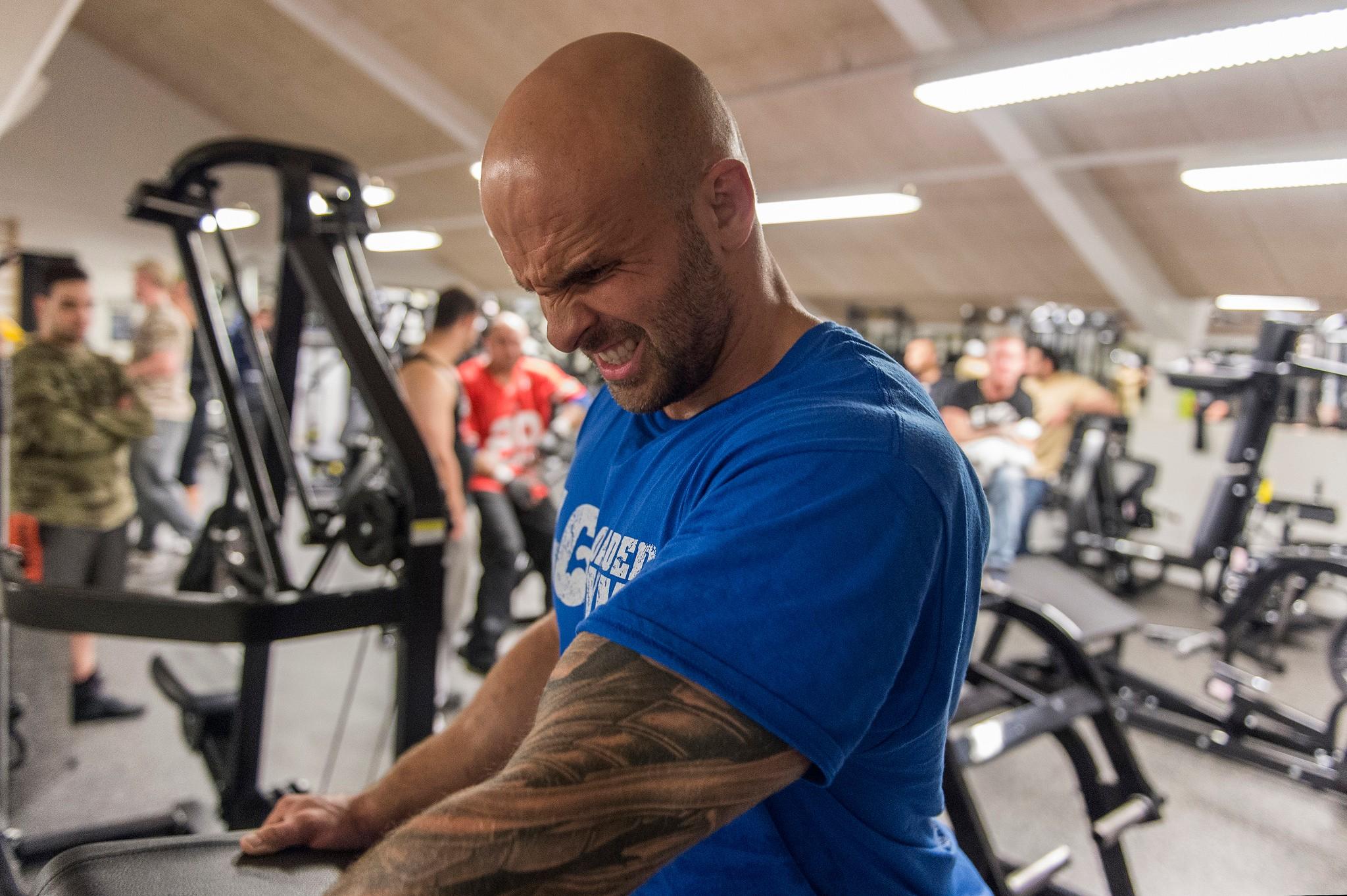 La scheda bodybuilding nel mese di giugno
