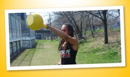 Allenamento con i kettlebell e attivazione del core