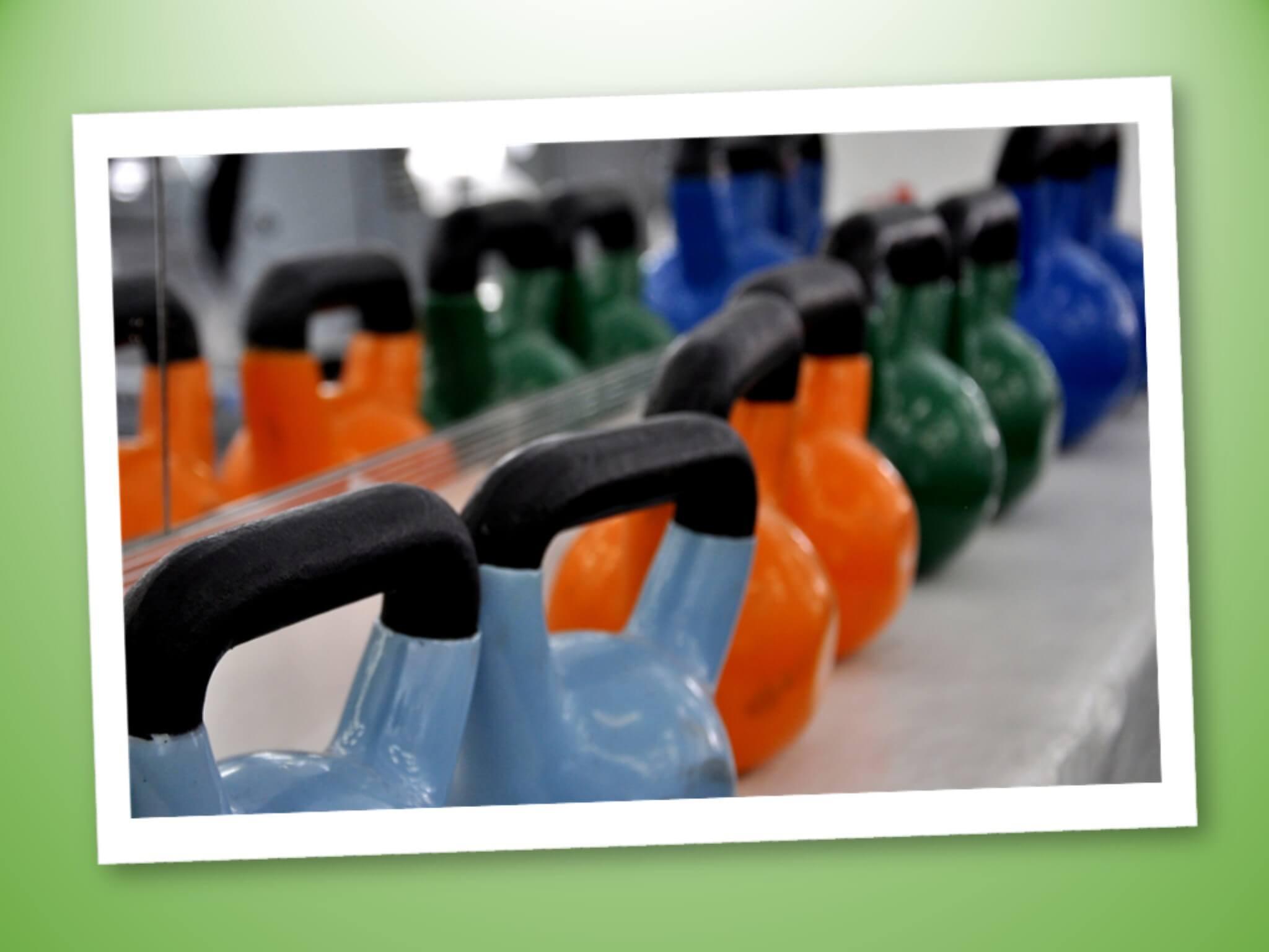 Kettlebell: allenamento della forza e condizionamento fisico