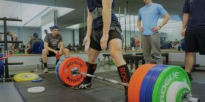 Stacco nel Bodybuilding e nel Powerlifting