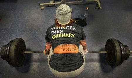 Aumentare la forza muscolare – L'allenamento di settembre