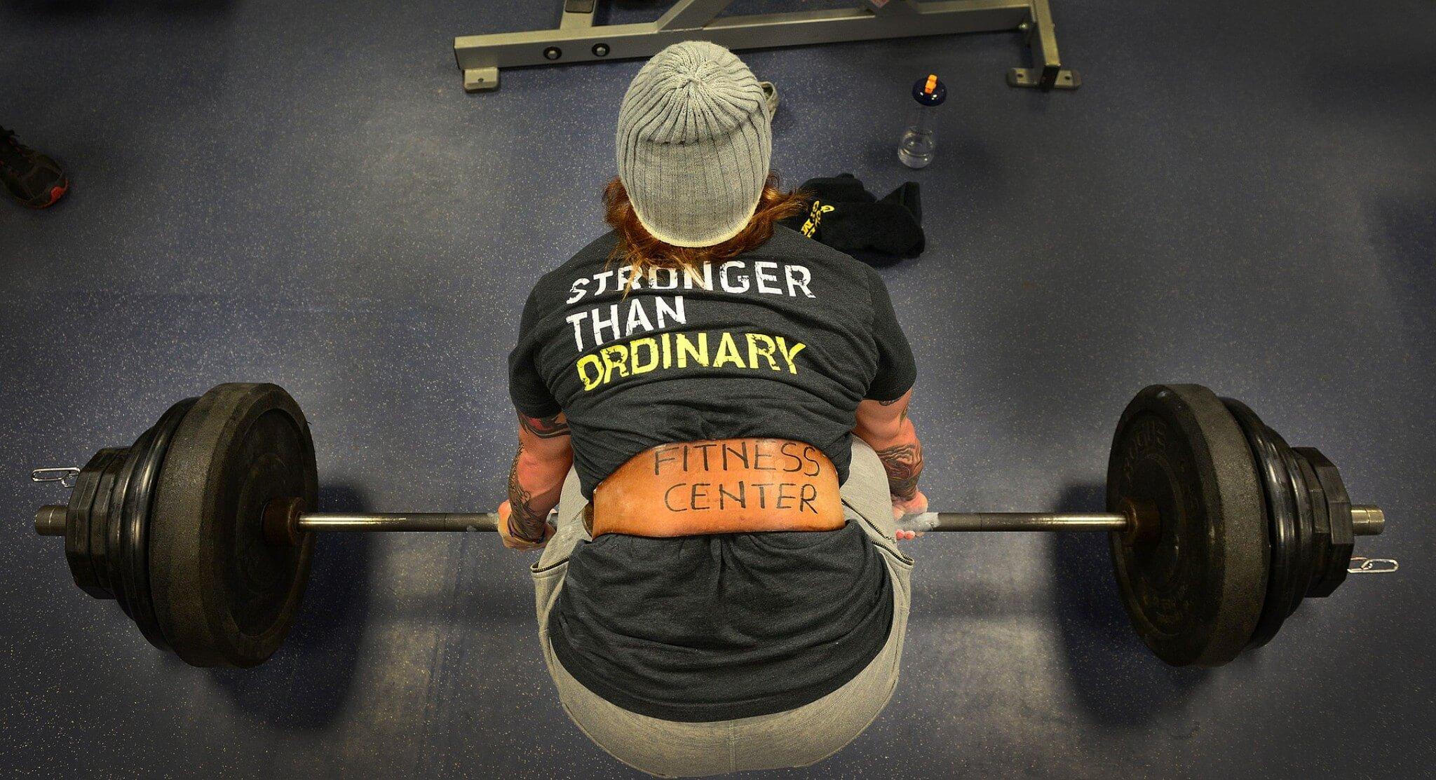 Aumentare la forza muscolare: l'allenamento di settembre