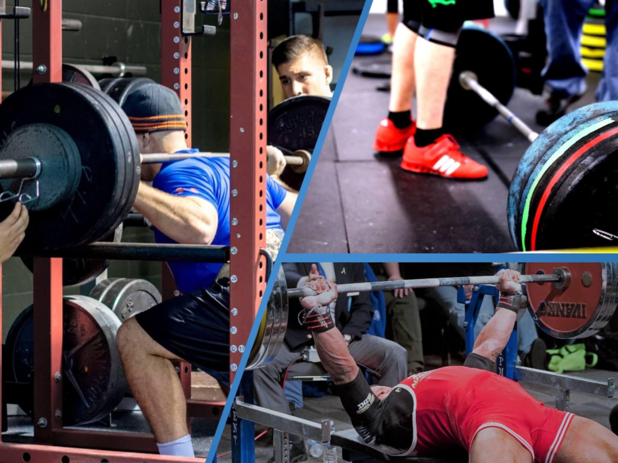 allenamento per powerlifter