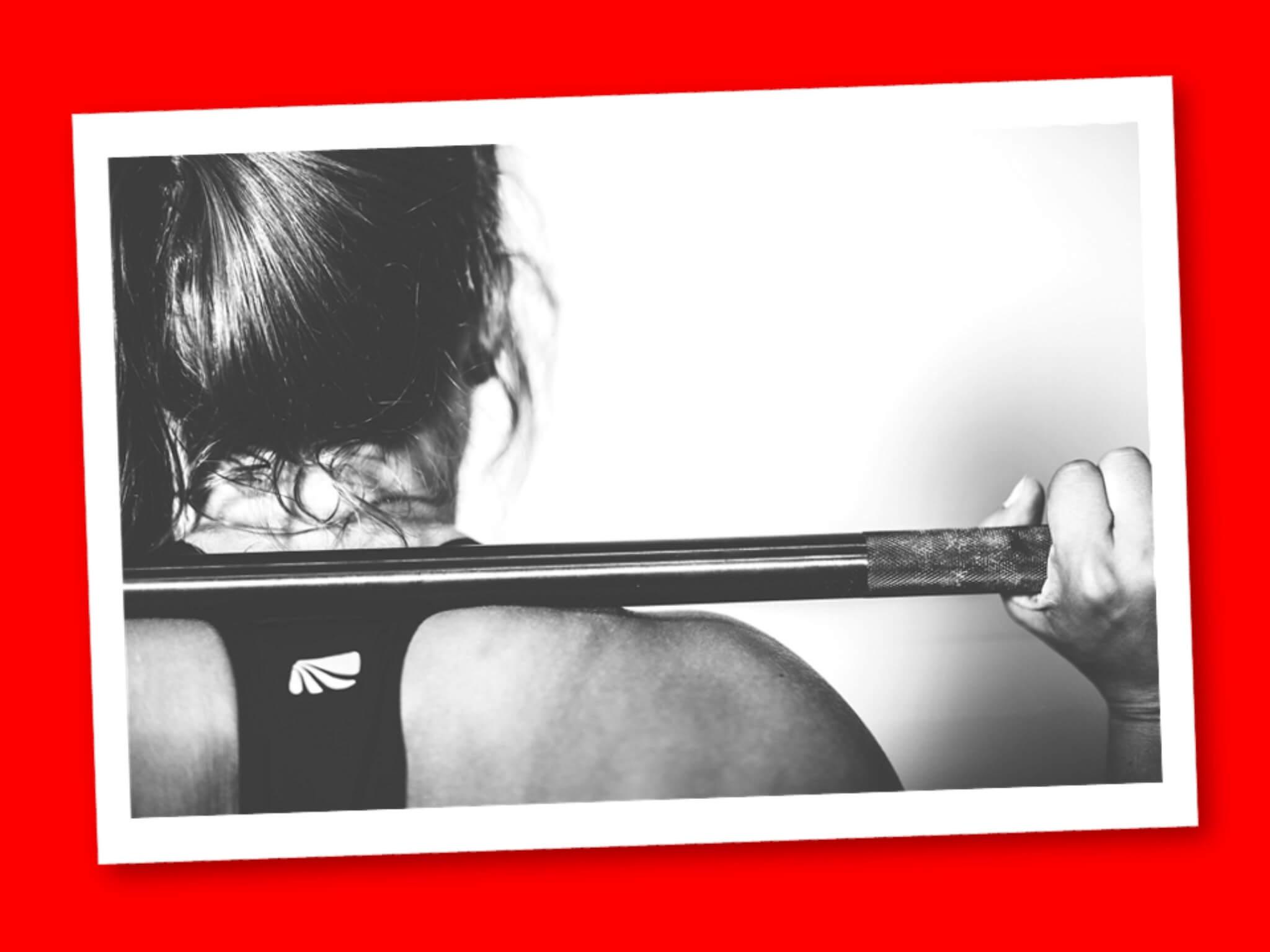 Gestire i carichi elevati nell'allenamento al femminile