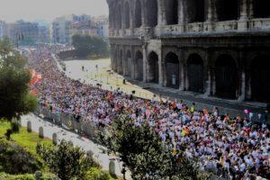 La Maratona di Roma 7 aprile 2019 – Corebo(R)