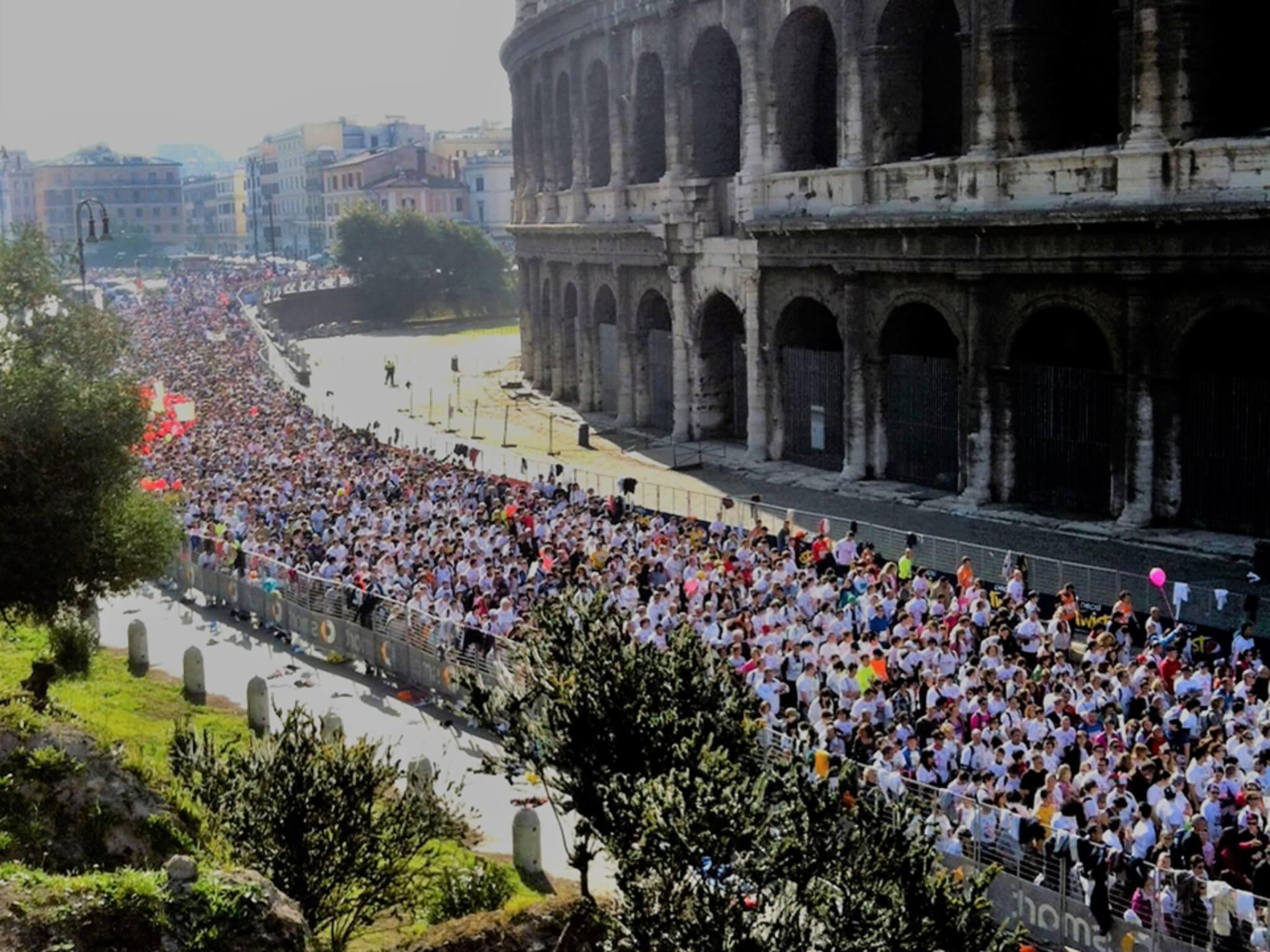 Maratona di Roma 2019: come partecipare