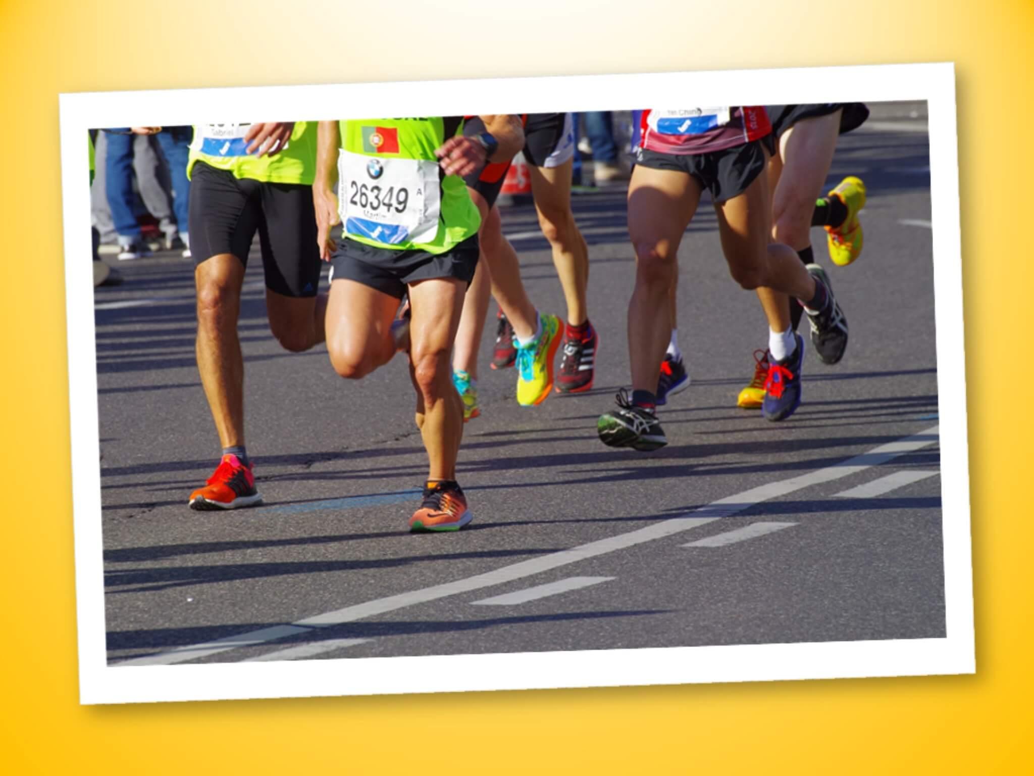 preparare la maratona