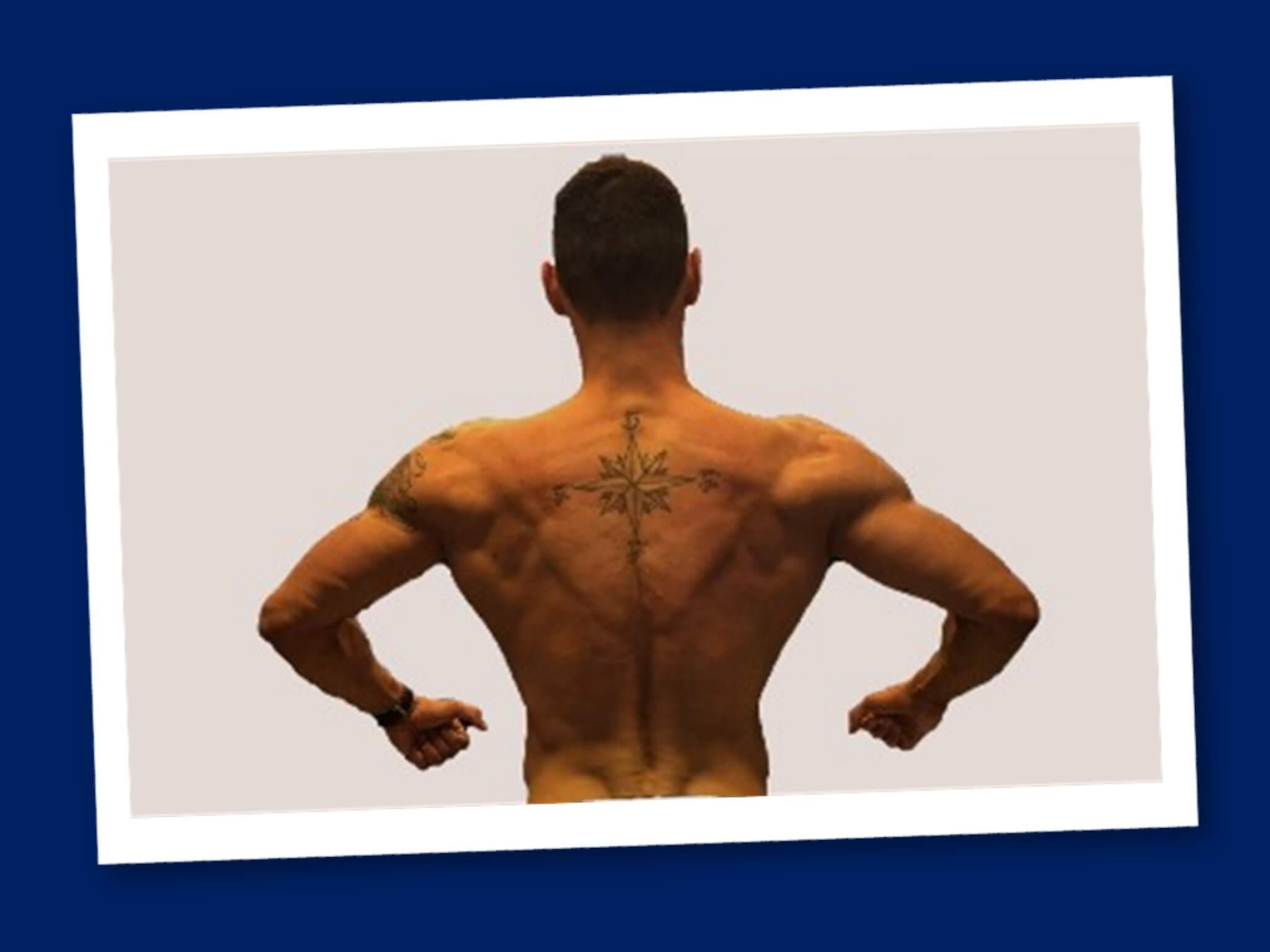 Muscoli della schiena: anatomia e funzione