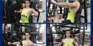 Chest Press e allenamento pettorali in palestra