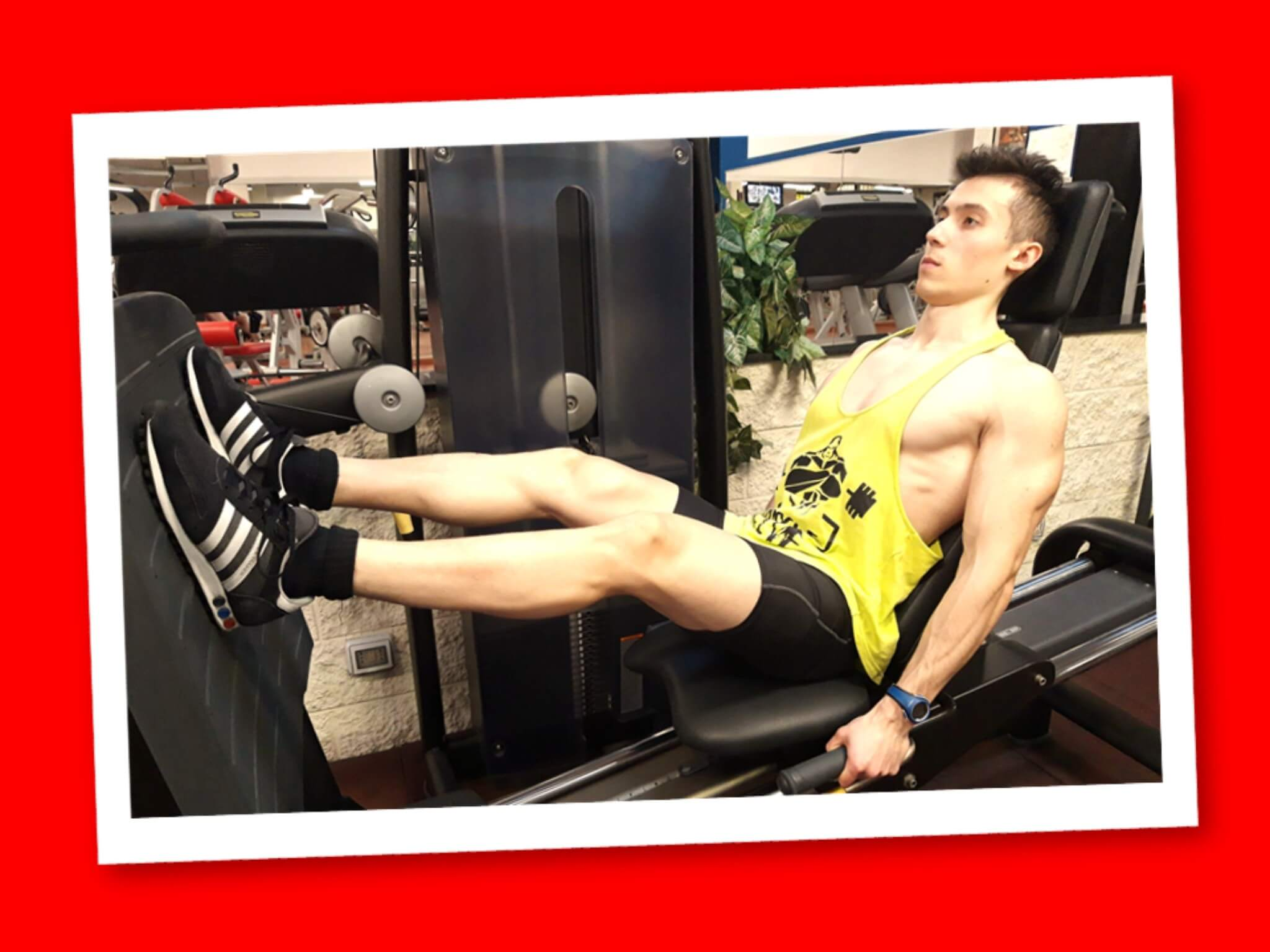 Leg Press e Bodybuilding: esecuzione in palestra