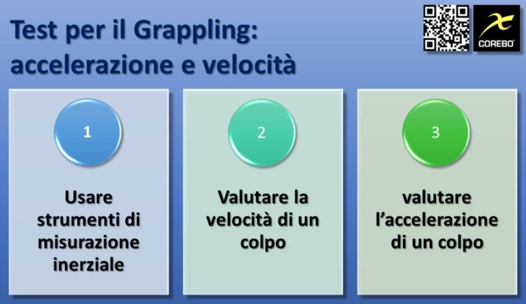 test per il grappling