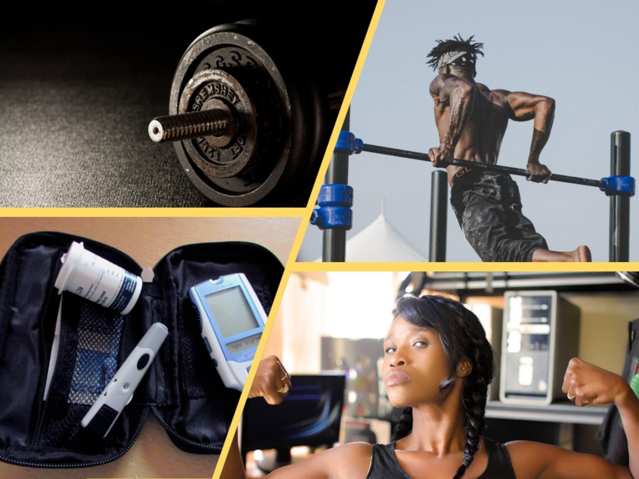 Diabete di tipo 1 e allenamento: cosa c'è da sapere