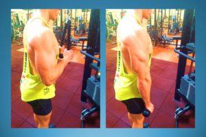Push Down Corda Esecuzione in Palestra – Corebo(R)