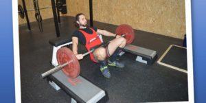 Hip Thrust: l'esercizio per i glutei con il bilanciere
