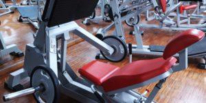 Pressa palestra: l'esercizio alternativo allo squat