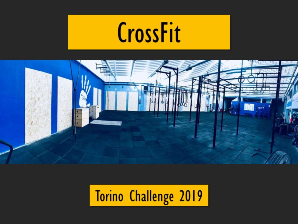 Torino Challenge 2019 CrossFit