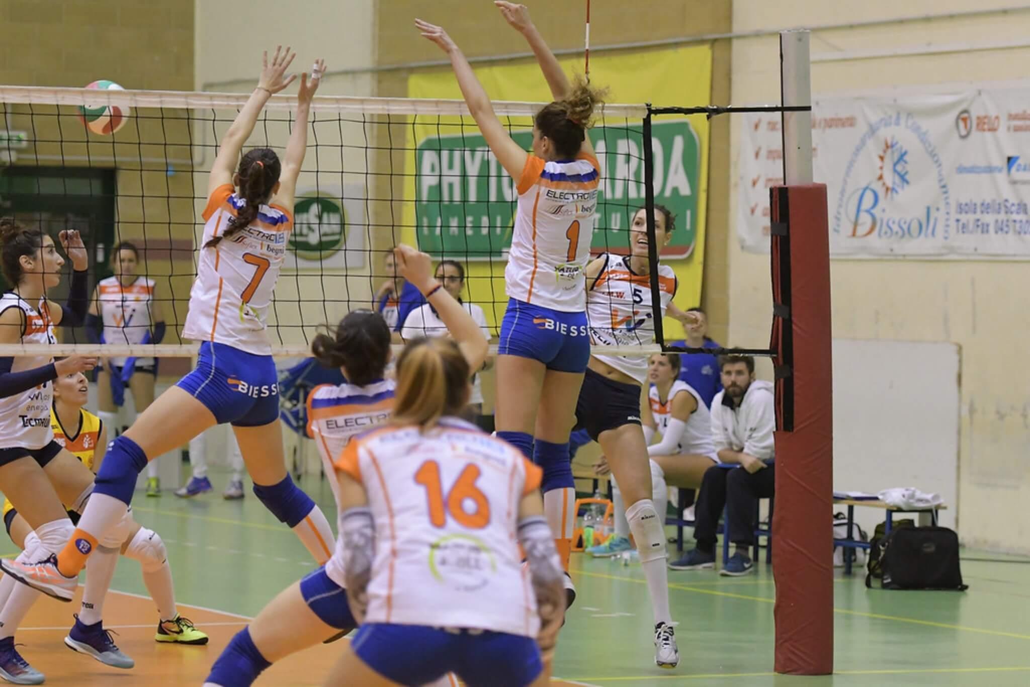 preparazione atletica volley