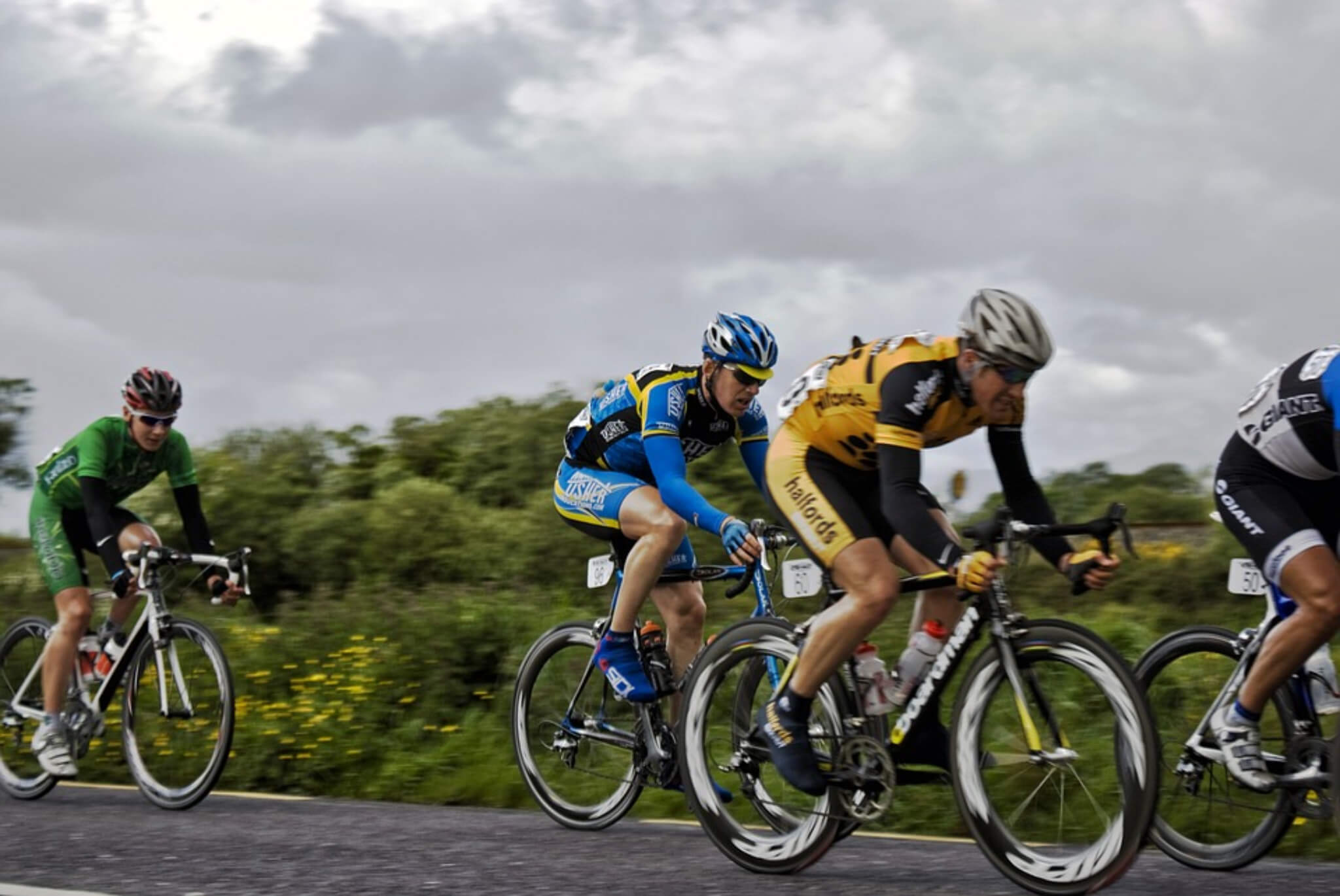 ciclisti italiani