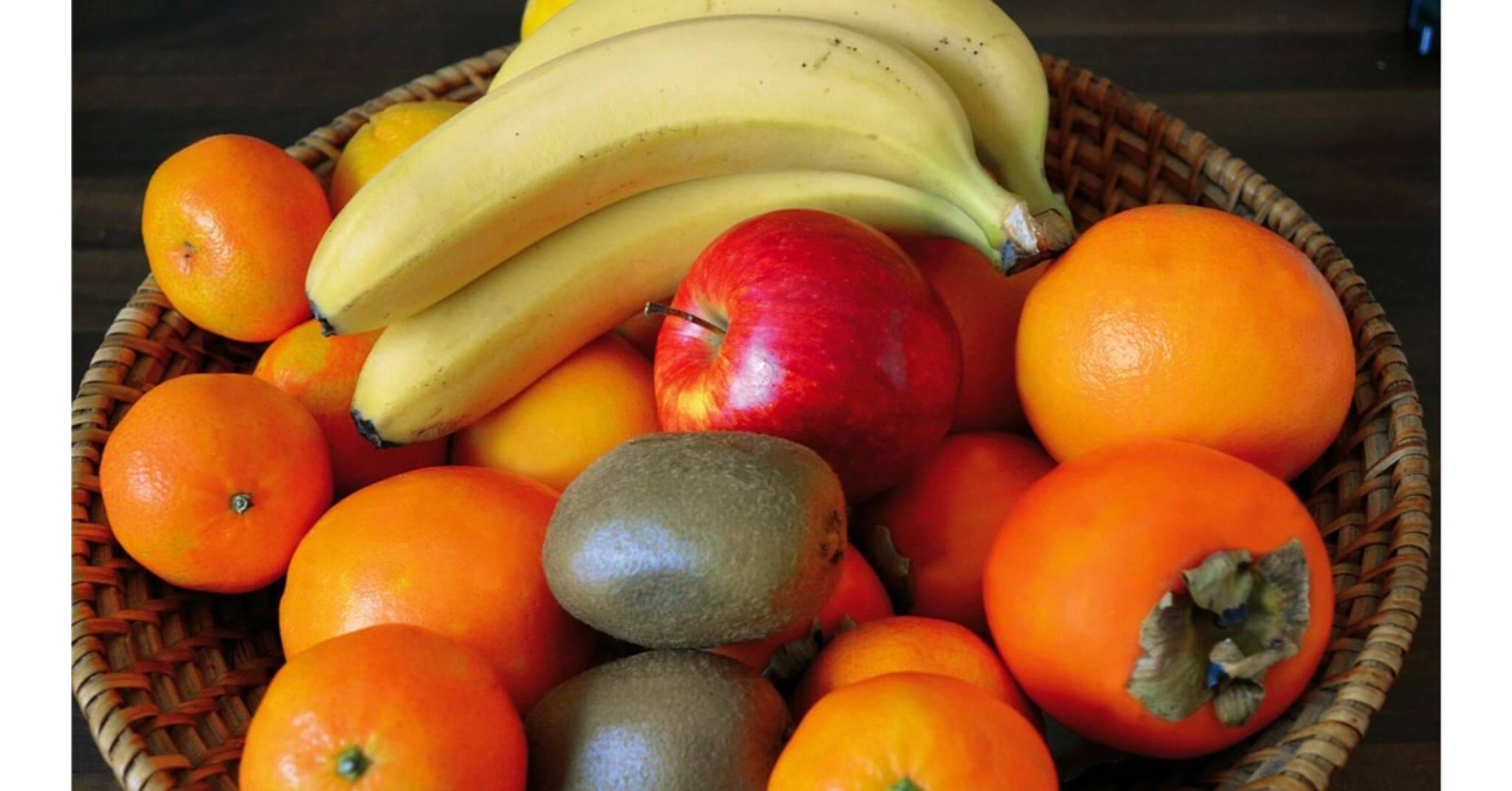 centrifugati ed estratti meglio della frutta?