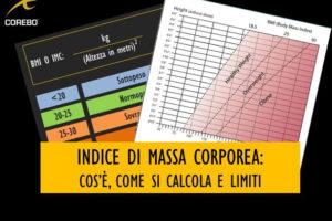 indice di massa corporea – Corebo