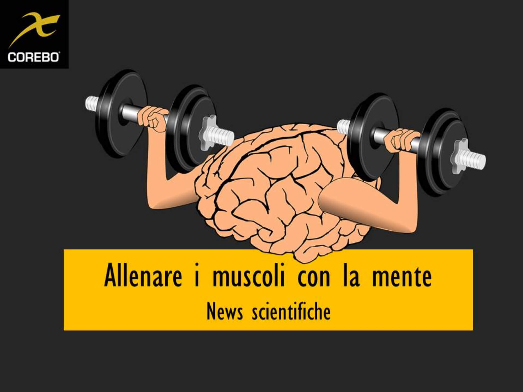 Allenare i muscoli con la mente