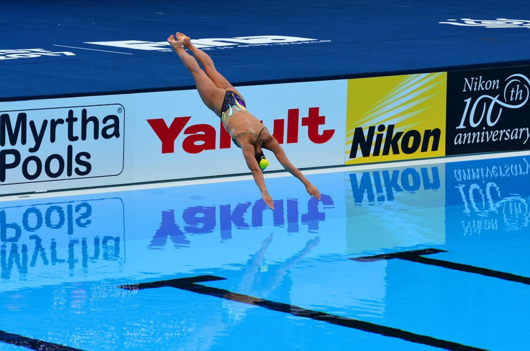 campionati mondiali di nuoto
