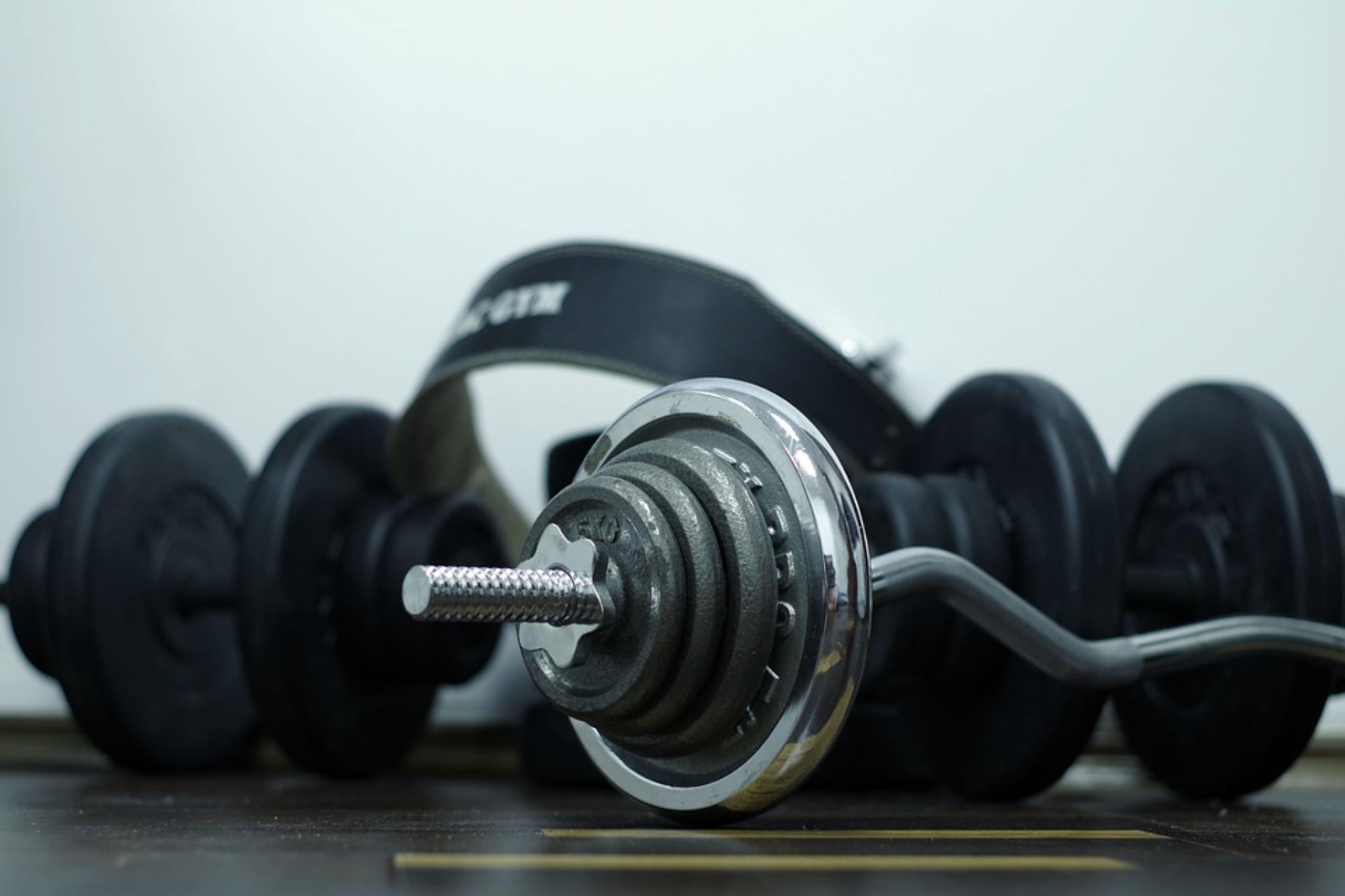 i pesi bloccano la crescita