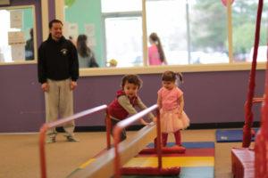 bambini e lavoro di strength training – Corebo