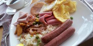 La colazione proteica: cosa mangiare?