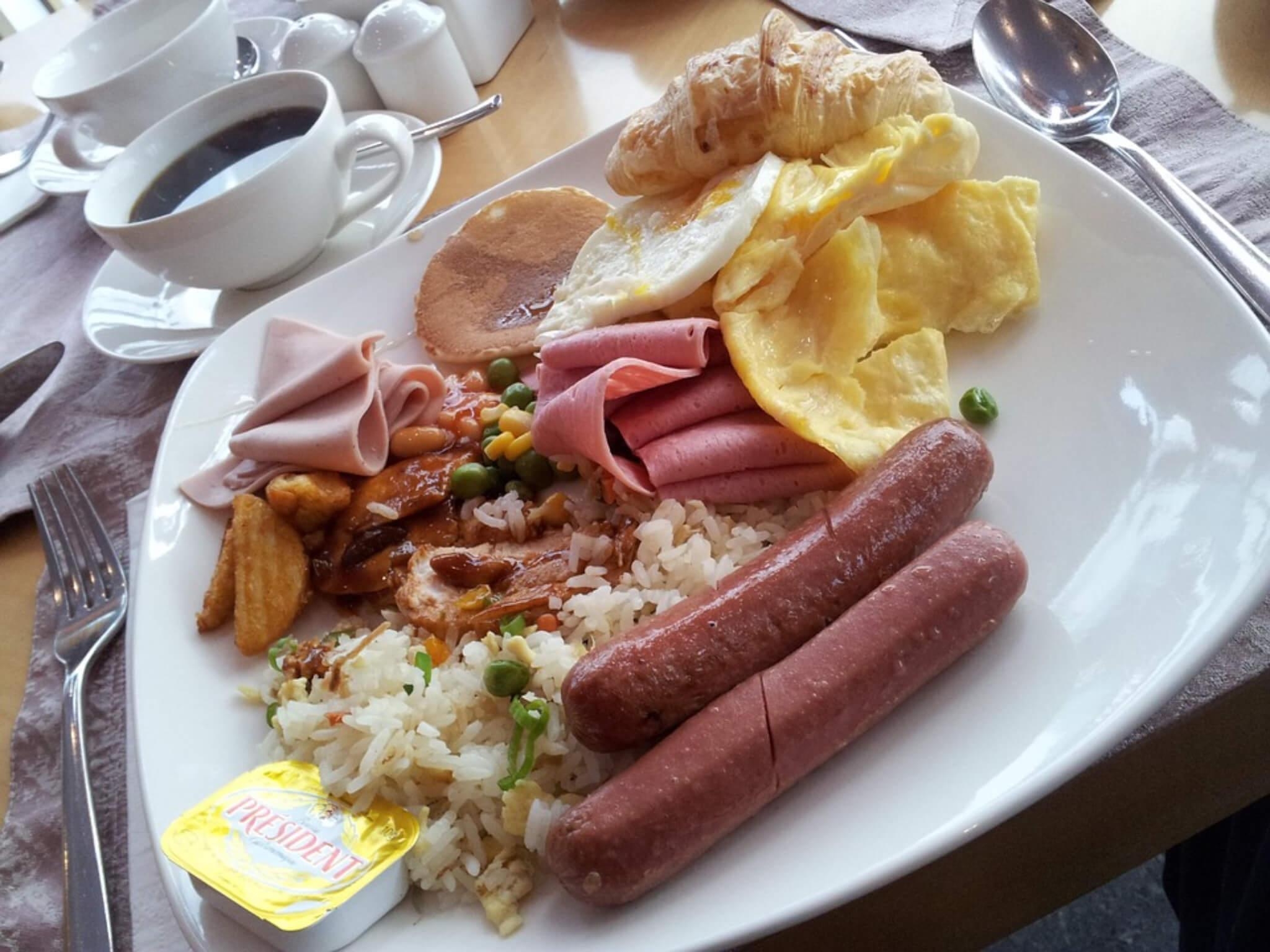 colazione proteica