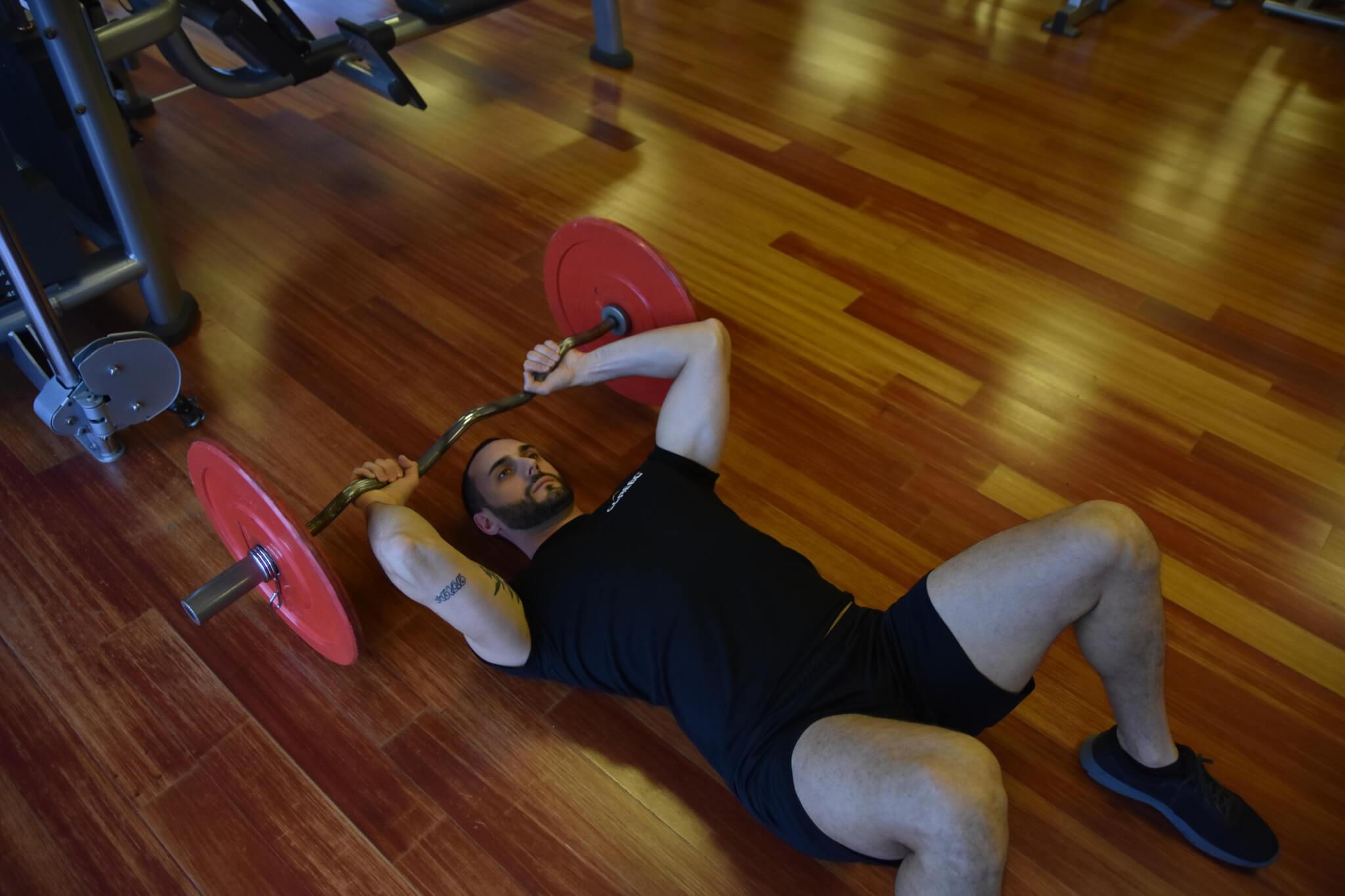 Esercizi di muscolazione per il tricipite brachiale