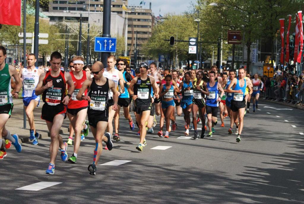 i tempi nella maratona di questi ultimi anni