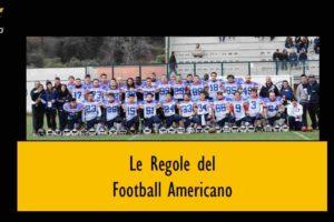 Le regole del Football Americano – Corebo