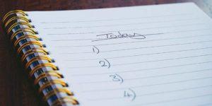 Scheda palestra vuota: cominciare a programmare