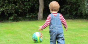 Attività fisica nei bambini: quanta per restare in salute