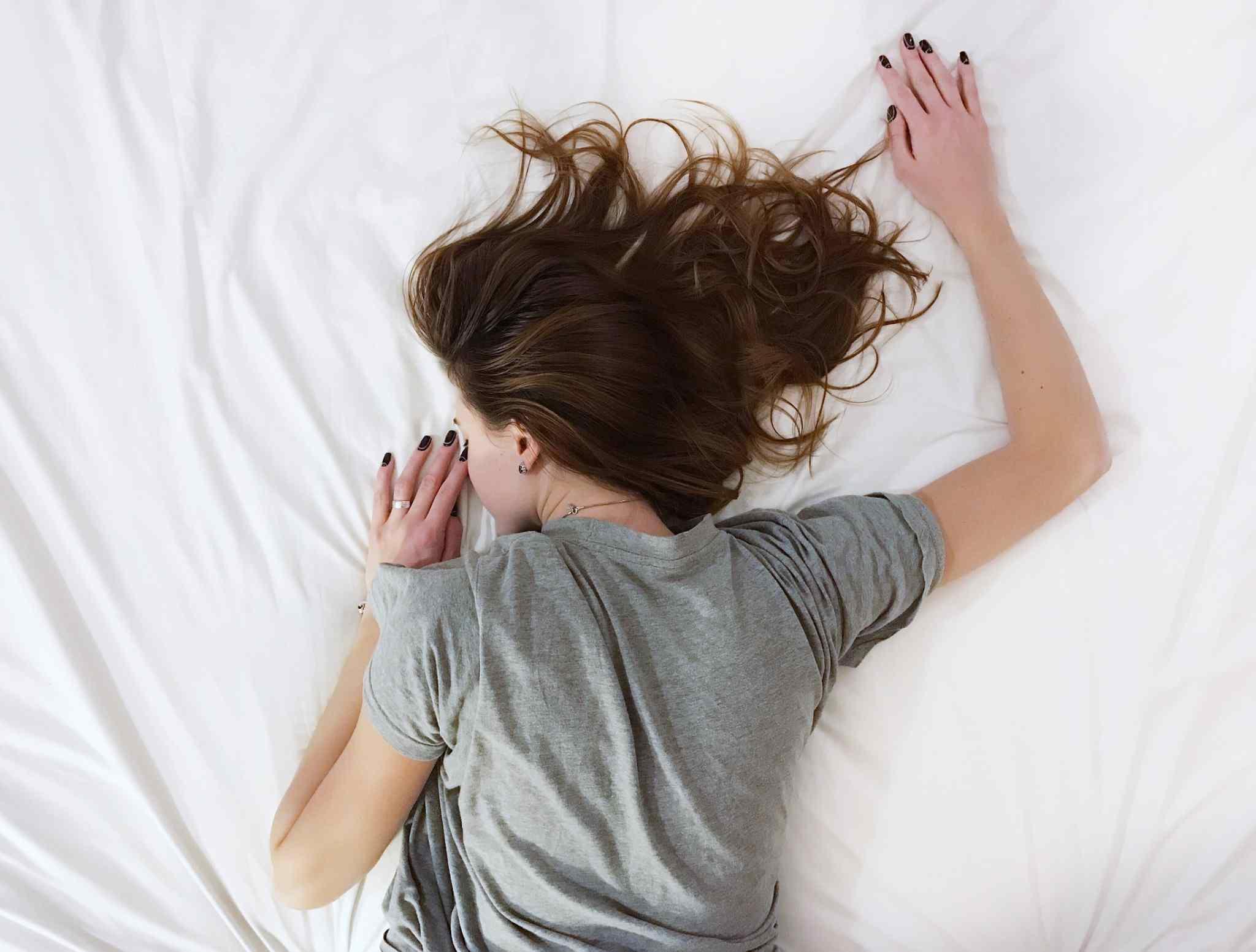 carenza di sonno e aumento di peso