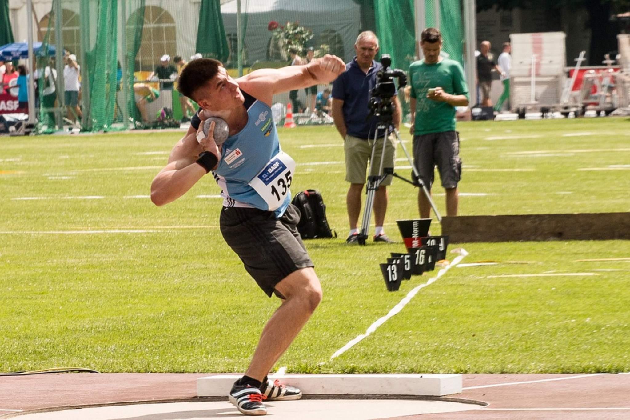 le discipline di salto e lancio nell'atletica leggera
