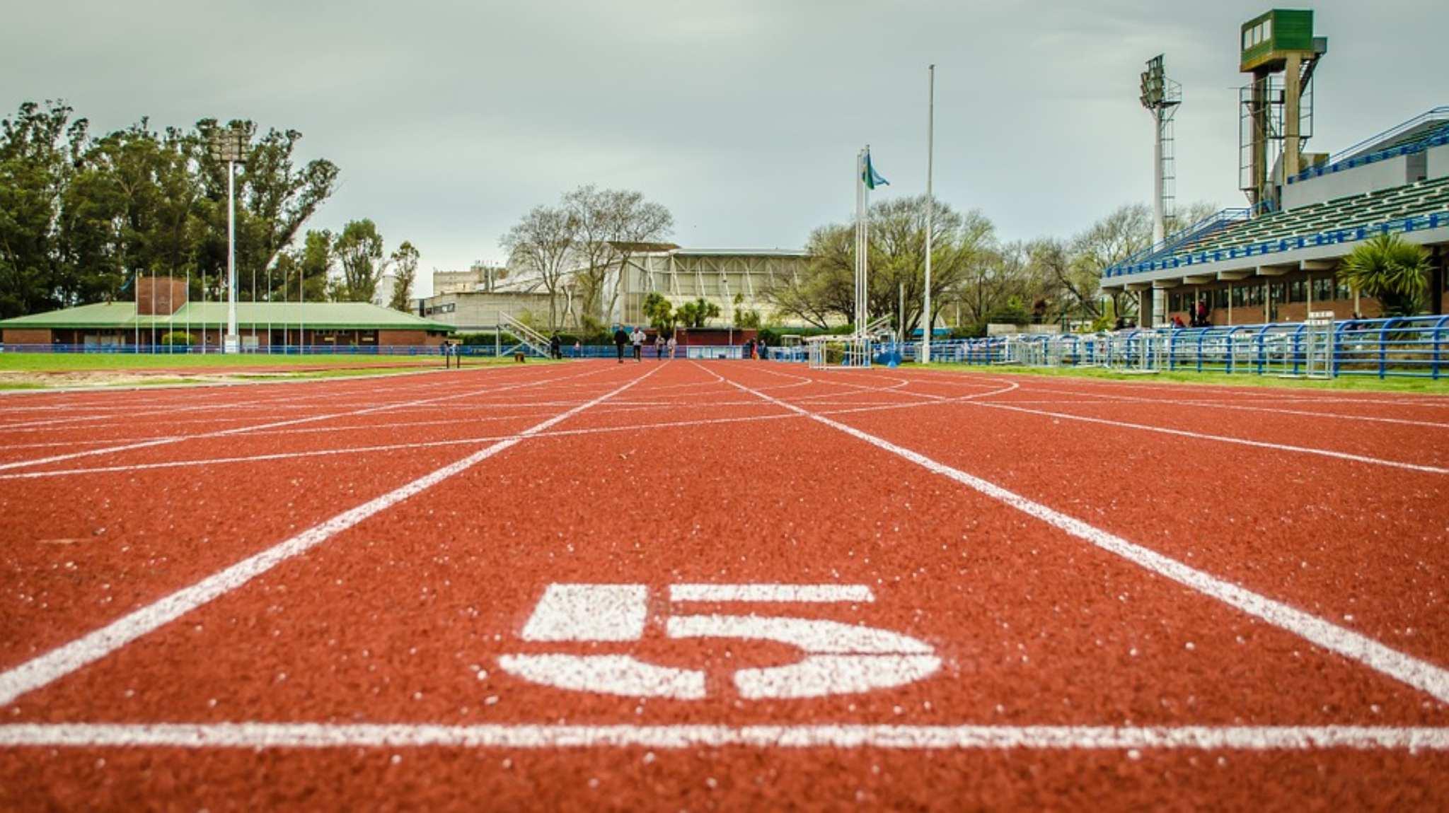 le specialità della corsa nell'atletica leggera