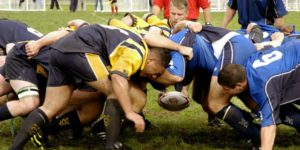 Perché la palla da rugby è ovale?