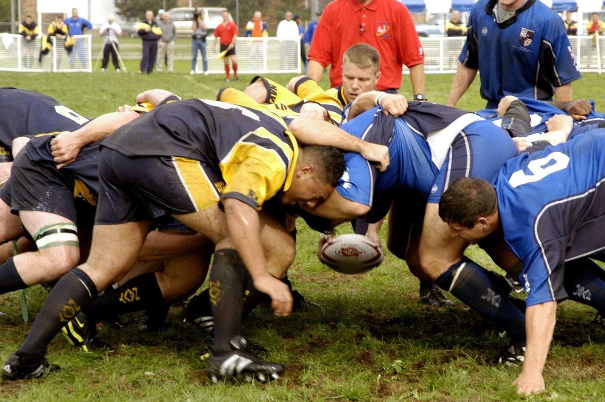 perché la palla da rugby è ovale