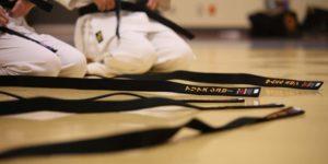 Quante cinture ci sono nel Karate?