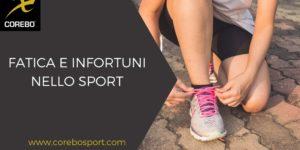 Fatica e infortuni nello sport
