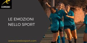Le emozioni nello sport e come influenzano la prestazione