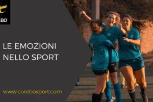 Le emozioni nello sport – Corebo