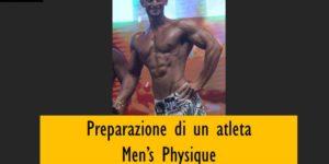 Preparazione di un atleta men's physique natural